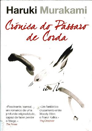 Leitura - Crónica do Pássaro de Corda
